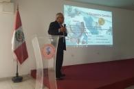 Cisa participa de evento no Peru