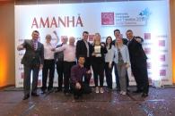 Cisa no evento das Melhores Empresas para Trabalhar em Santa Catarina