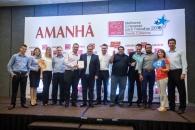 Cisa en el evento de premiación de las mejores empresas para trabajar 2016