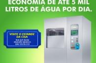 Autoclave Aquazero e Controles de Esterilização na Feira Hospitalar 2014