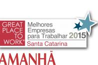 2 - Melhores Empresas para Trabalhar 2015 – Santa Catarina